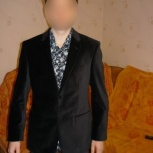 Пиджак велюровый Corleone Италия, Новосибирск