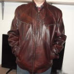 Продам куртку из PU-кожи новая, Новосибирск