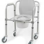 кресло-стул с санитарным оснащением, Новосибирск