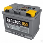 Аккумулятор Reactor 55 ач оп, Новосибирск