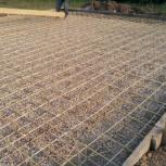 Бригада плотников-бетонщиков: причалы, фундаменты, отмостки, ростверки, Новосибирск