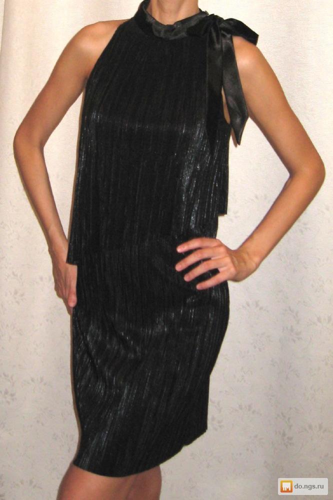 Где купить черное платье в новосибирске