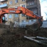 Демонтажные работы, Демонтаж зданий и сооружений, Новосибирск