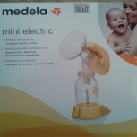 Молокоотсос электрический Medela mini electric, Новосибирск