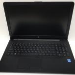 Почти новый ноутбук HP 15-bs124ur, Новосибирск