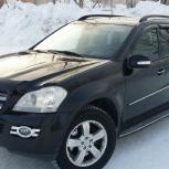 Аренда авто мерседес GL с водителем (свадьба, трансфер), Новосибирск