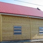 Акция 2018: Дом 9х12м из профилированного бруса от производителя, Новосибирск
