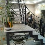 Изготовление лестниц на металлокаркасе!, Новосибирск