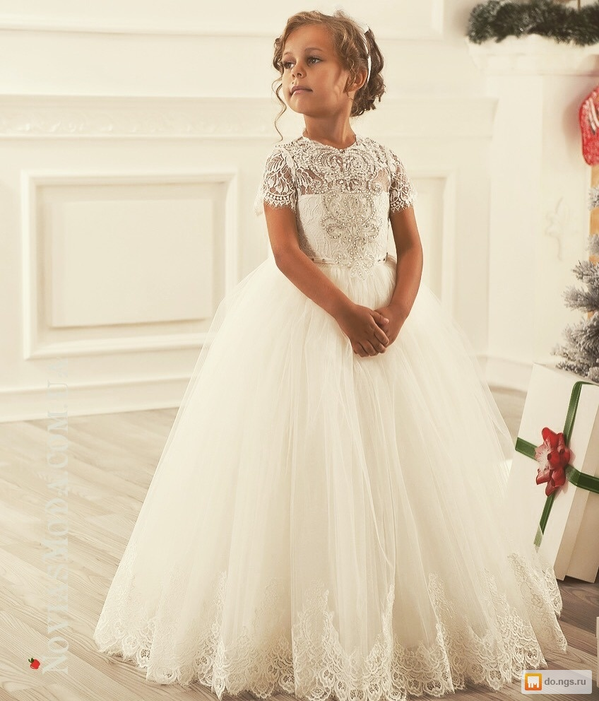 a04fca25dcc9eb Детские платья на прокат! Нереальной красоты Цена - 700.00 руб ...
