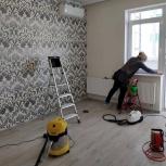 Генеральная уборка квартир (Уборка после ремонта) Клининг, Новосибирск