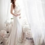 Свадебная прическа, макияж, Новосибирск