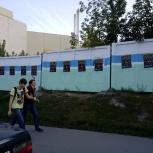 Расклейка афиш, Новосибирск