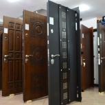 Продажа входных дверей. Установка всех дверей. Ремонт дверей., Новосибирск