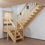 Изготовление лестниц из дерева, Новосибирск