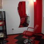 Сдам в аренду кабинет и кресло парикмахера в салоне, Новосибирск