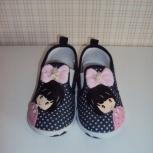 Продам новые туфельки для девочки, Новосибирск
