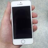 iPhone 5S White 16Gb в отличном состоянии, Новосибирск