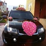 Аренда свадебных украшений на Ваш автомобиль, Новосибирск