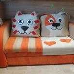 Детский диван-кровать, Новосибирск