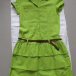 Платье женское летнее с коротким рукавом, Новосибирск