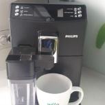 Продам кофемашину c капучинатором Philips EP3559/00 серия 3100, Новосибирск