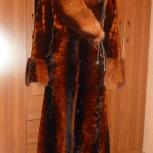 Продам мутоновую шубу. Размер 44, Новосибирск