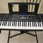 Продам синтезатор Yamaha PSR-E253 в отличном состоянии, Новосибирск