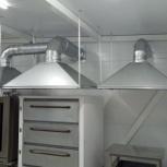 Стандартная вытяжка в пекарню, Новосибирск