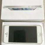 Продам Iphone 5 16Гб silver, Новосибирск