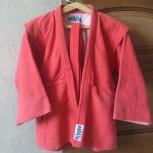 Продам куртку самбо + пояс «DANATA- star», б/у, Новосибирск