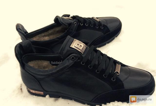Зимняя обувь Baldinini фото a4d80d7912988