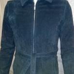 Куртка женская замшевая итальянская, Новосибирск