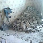 Демонтажные работы, Новосибирск