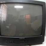 Продам телевизор DAEWOO super vision  диагональ-51см-на запчасти, Новосибирск