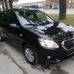 Аренда/выкуп Datsun On Do 2019 г АКПП !! Газ, Новосибирск