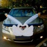 """Украшения на машину """"Свадебные лебеди"""", Новосибирск"""