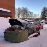 Отогрев автомобиля в Новосибирске, Новосибирск