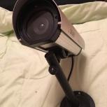 Качественный муляж камеры видеонаблюдения, Новосибирск