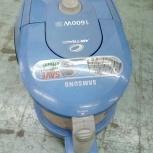 Продам пылесос Samsung-SC 4325 б/у, Новосибирск