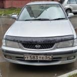 Аренда авто ниссан санни 1.5, Новосибирск