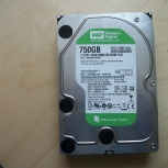 жесткий диск WD 750, Новосибирск