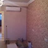 Ремонт квартир под ключ, недорого, Новосибирск