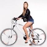 Скоростные велосипеды, Новосибирск