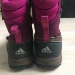 Зимние сапожки adidas  мембрана Primaloft, 18-20 см по стельке, Новосибирск