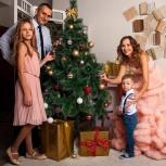 Новогодние елки на 30% больше веток, Новосибирск