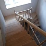 Изготовление, монтаж лестниц (дерево,металл,бетон) в новосибирске, Новосибирск