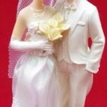 Свадебные Фигурки для свадебного торта, Новосибирск
