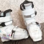 Горнолыжные ботинки детские р-р EUR 31-34, Новосибирск