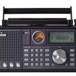 Новый радиоприемник Tecsun S-2000 от производителя, Новосибирск