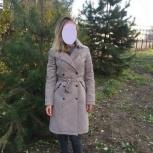 Пальто стеганное на синтепоне Zarina, Новосибирск